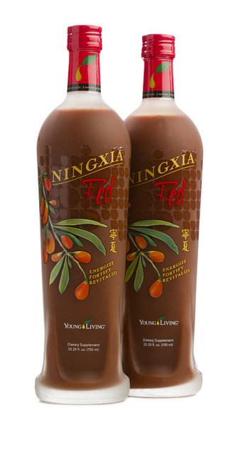 2 bottles Ningxia