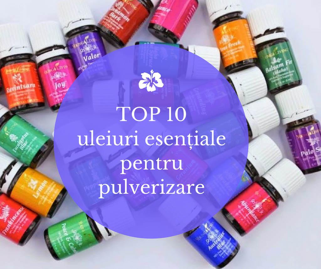 Top 10 EO pulverizare