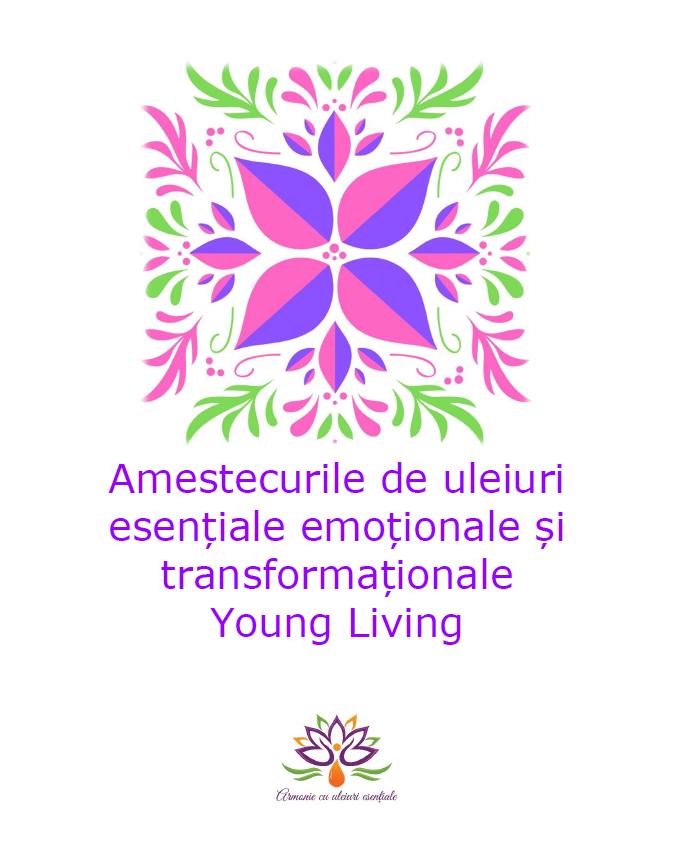 Amestecuri de uleiuri esentiale emotionale YL.