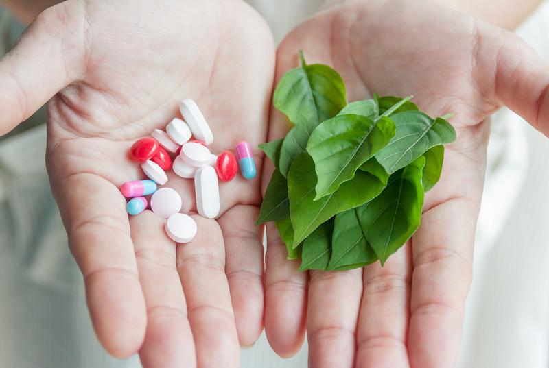 plants vs medicines
