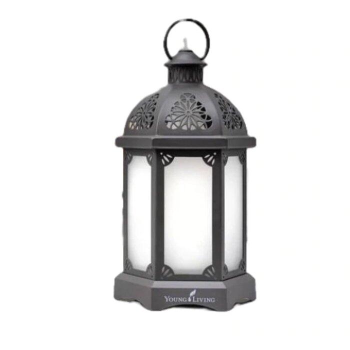 Charcoal Lantern
