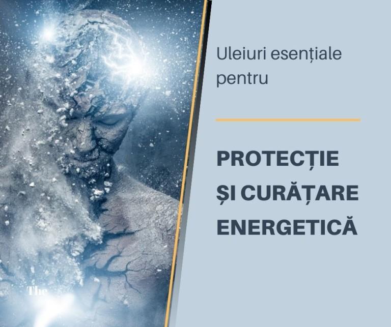 Protectie si curatare energetica - titlu