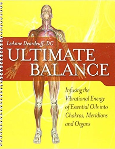 Ultimate Balance Infusing the Vibrational Energy of EO