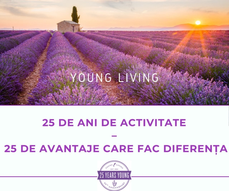 25 de ani de activitate Young Living - title_resized