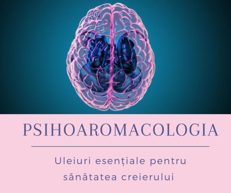 Psihoraromacologia - titlu