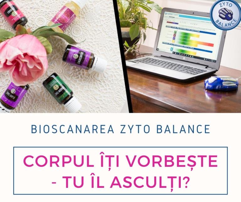 Corpul iti vorbeste - Zyto Balance_resized