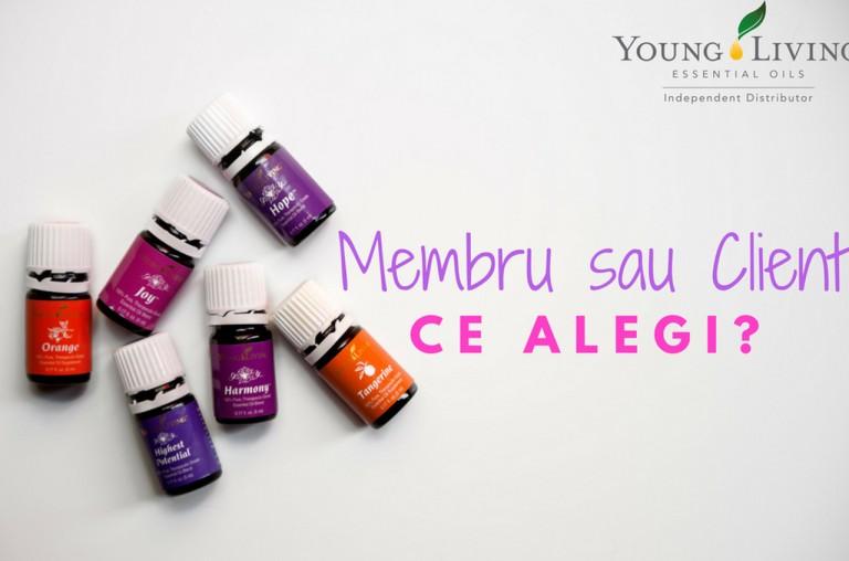 Membru sau Client YL